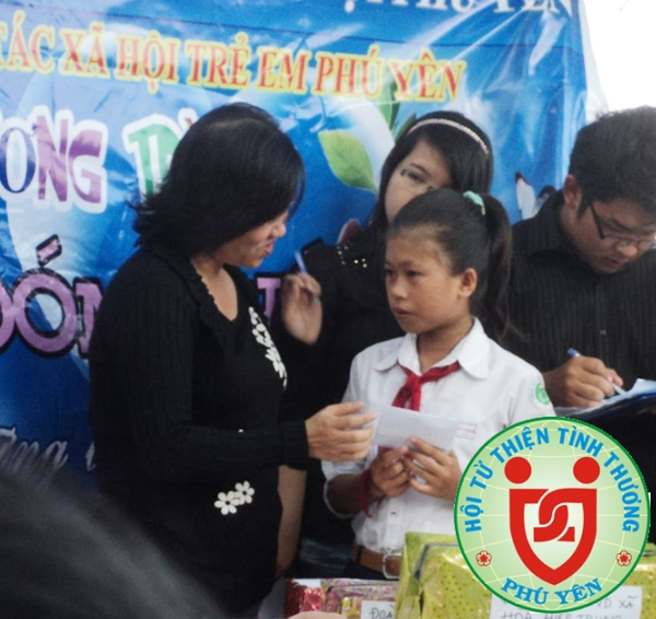 Hội tham gia chương trình đom đóm Phú Yên vào tháng 5/2011
