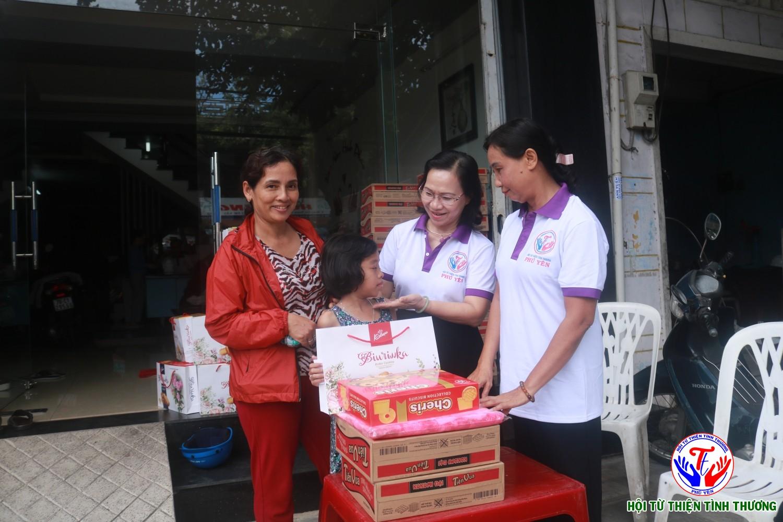từ thiện tình thương phú yên